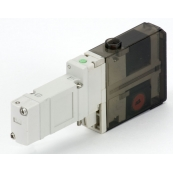 Single Solenoid 24v DC