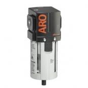 "1/2"" NPT 0.3 micrones auto-drenaje Metal Bol filtro coalescente"