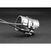"1"" ID 1-1/2""W Nozzle Heater 200w 120v"