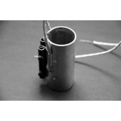 "1-1/8"" ID 3""W Nozzle Heater 200w 120v"