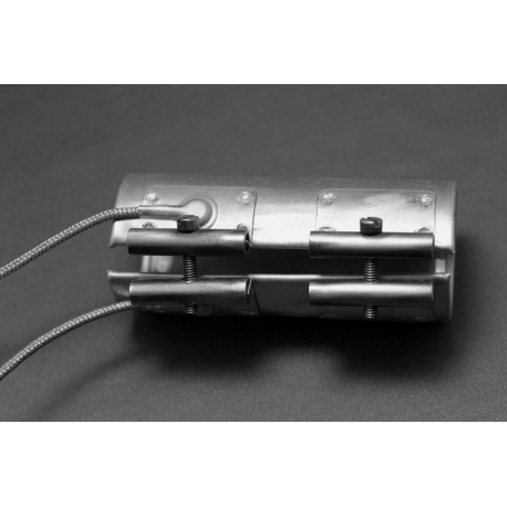 "1-1/2"" ID 4""W Nozzle Heater 640w 240v"