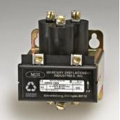 30A 3P 120Vac Mercury Contactor