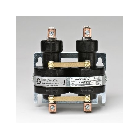 35A 2P 24Vdc Mercury Contactor