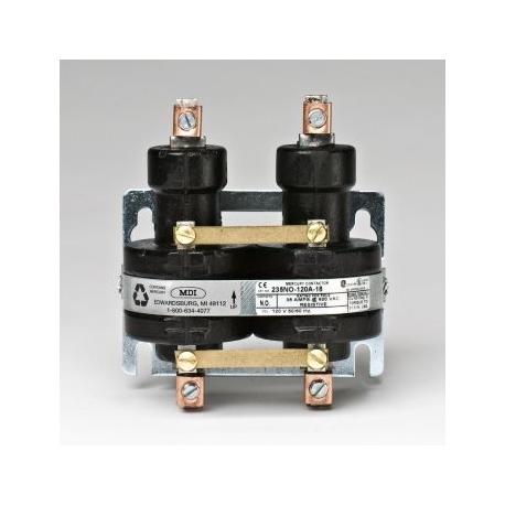 60A 2P 24Vdc Mercury Contactor