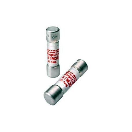 ATM1/10 SHAWMUT FUSE 1/10-A 600Vac-dc Fast Acting