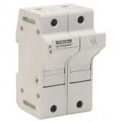 30A 2P 600V ac~dc Ultrasafe Class J Fuse Holder