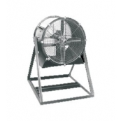 "24"" Air Blasters Medium Stand, 1/2 HP"