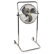 "18"" Air Circulator with High Pivot Stands"