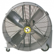 "42"" Portable Belt Drive Floor Fan"