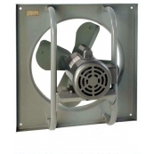 "30"" Propeller Exhaust Wall Fan, High Velocity"