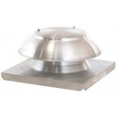 "12"" Propeller Axial Exhaust Fan 1/10 HP"