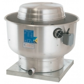 """18"""" rueda centrífugo extractor ventilador 1-HP 3PH"""