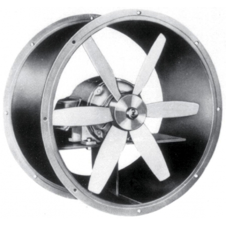 Axial Tube Mounted Fan