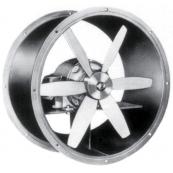 """24"""" Propeller Axial Tube Fan 1/4-HP 3PH"""