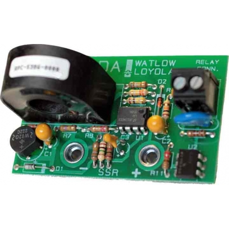 Shorted Relay Alarm Board