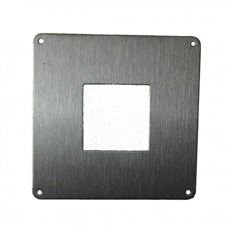 Panel Adapter Plate 1/4-DIN to 1/16-DIN