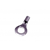 "16-14 Wire Gauge 1/4"" Stud Ring Terminal"