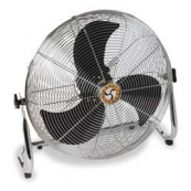 "18"" Low Floor Mount Direct Drive Air Circulator"