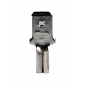 """16-14 Wire Gauge .250"""" Tab Male Connector"""