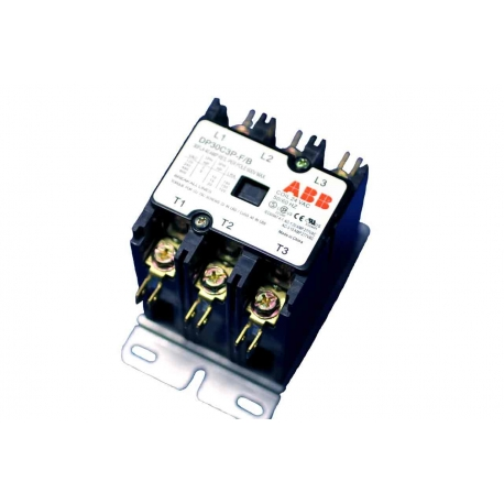 30A 3P 24Vac Coil Defenite Purpose Contactor