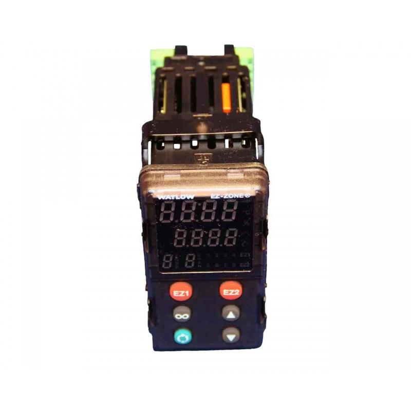 watlow ez zone temperature controller pm8c2ej aaeaaaa pm8c2ej aaeaaaa 1 8 din 3 outputs