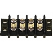 2 Pair 'J' Thermocouple Terminal Block