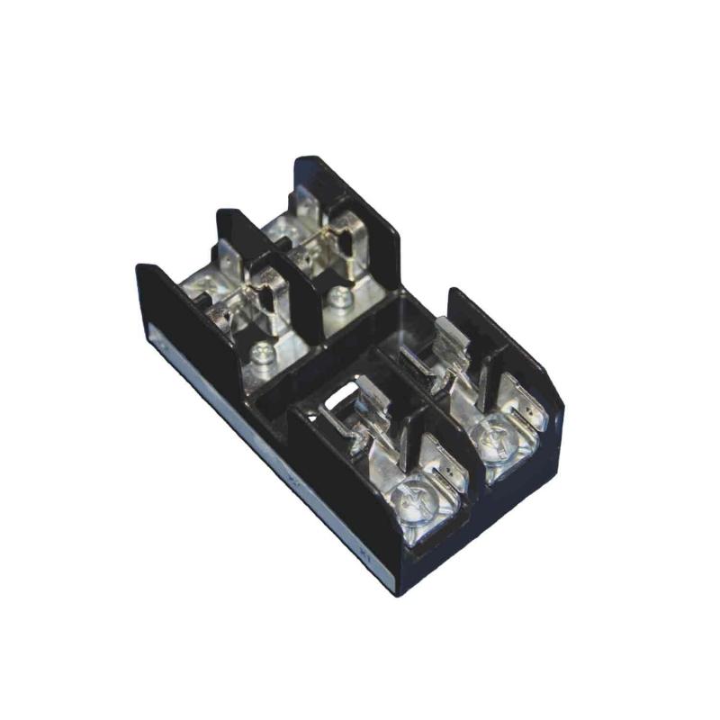 Fuse Block 30a 2p 600v Jefferson Electric 631 0000 301