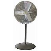 """30"""" Non-Oscillating Pedestal Air Circulator Fan"""