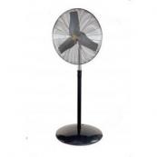 """24"""" Non-Oscillating Pedestal Air Circulator Fan"""