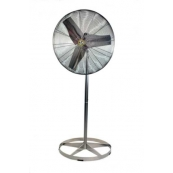 "30"" Non-Oscillating Pedestal Air Circulator Fan"