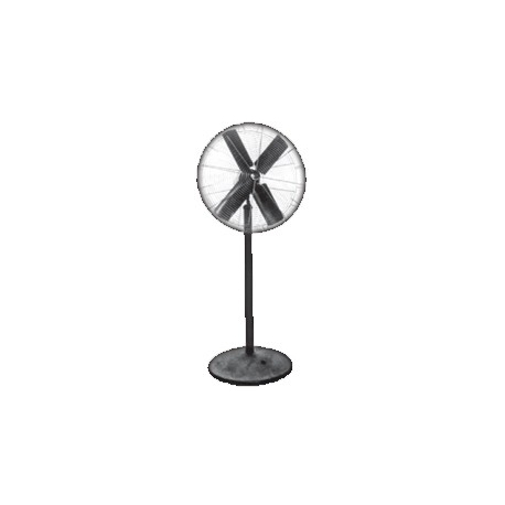 "30"" Industrial Spot Cooler 1 HP"