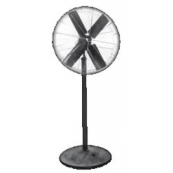 "24"" Non-Oscillating Pedestal Air Circulator Fan"