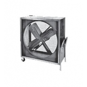 "36"" Portable Belt Drive Cabinet Fan"