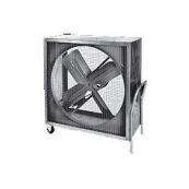 """48"""" portable impulsión de correa de ventilador gabinete"""
