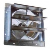 "7"" Low Pressure Shutter Fan 1/30 HP"