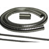 "1/8"" Stainless Steel Tight Braid Sleeve"
