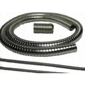 "1/8"" Stainless Steel Tight Braid Sleeve"