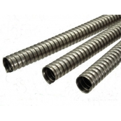 "1/4"" Stainless Steel Square Lock Hose"