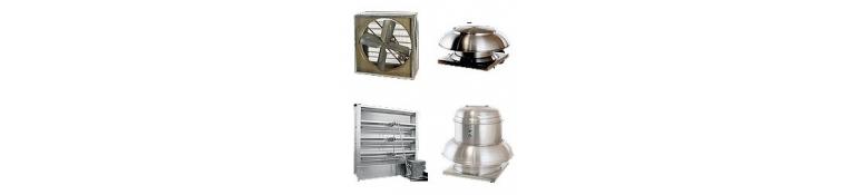 Agotador & ventilación