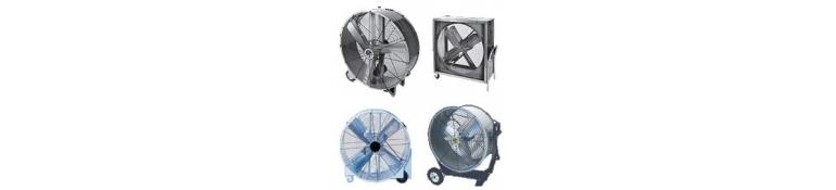 Ventiladores portátiles