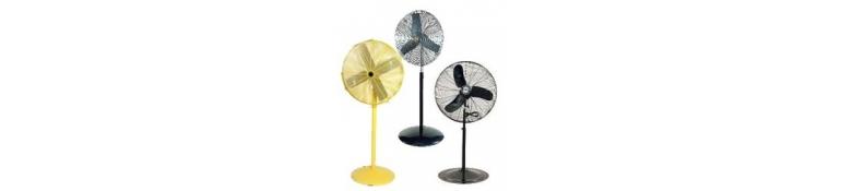 Pedestal & Recirculadores de aire aumentable
