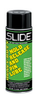 Slide 54912 Heavy-Duty Mold Release and Pin Lube Aerosol Can