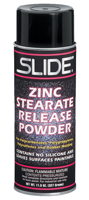 Slide 41012N Zinc Stearate Mold Release Aerosol Can