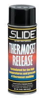 Slide 45414 Thermoset Mold Release Aerosol Can