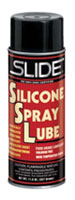 Slide 42112N Silicone Spray Lube Aeresol Can