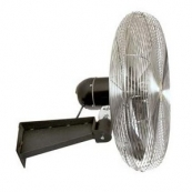 UP18LW16-SB Airmaster Wall Fan