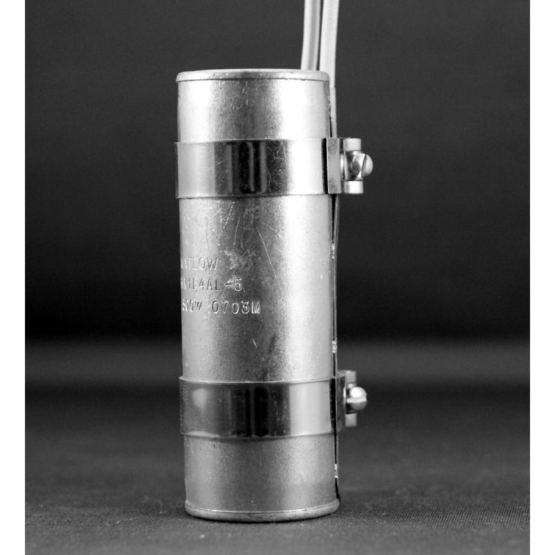 Watlow Shv1e4al 5 Nozzle Heater Band Heater