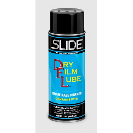 DFL - Dry Film Lube (Fluorocarbon) Mold Release