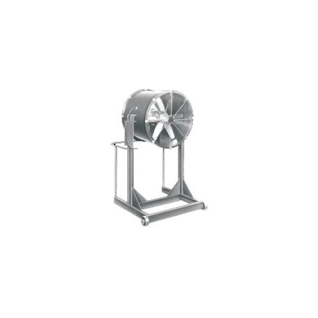 "24"" Air Blasters High Stand, 1/4 HP"