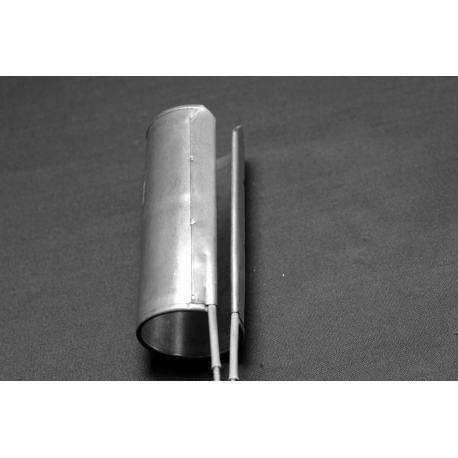 "1-1/2"" ID 4""W Nozzle Heater 300w 120v"